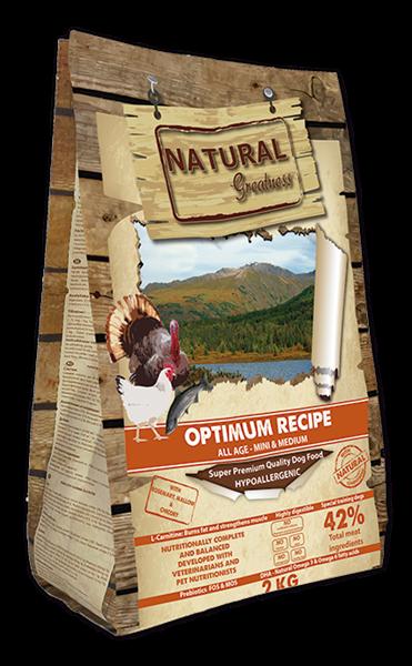 NG Optimum Recipe - Mini Medium 2 KG