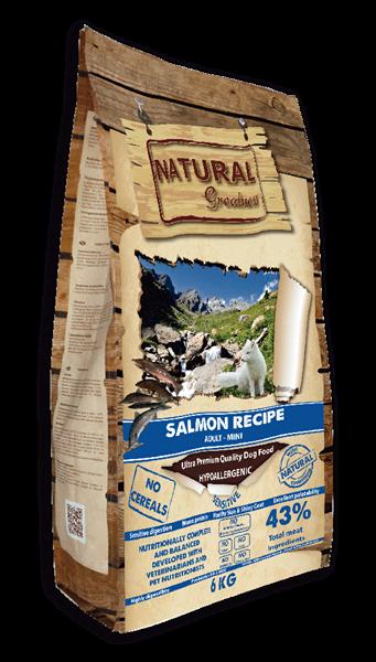 NG Salmon Mini Recipe – Sensitive 6 KG