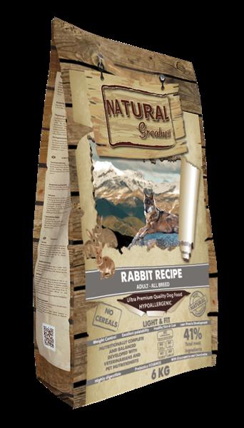 NG Rabbit Recipe – Light & Fit 6 KG