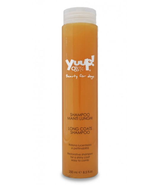 Yuup Long Coats Shampoo 250ml