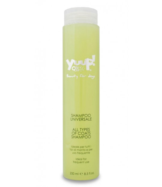 Yuup All Types Of Coaats Shampoo 250ml