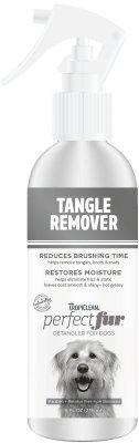 Tropiclean Perfect Fur Tangle Remover Shampoo 236M