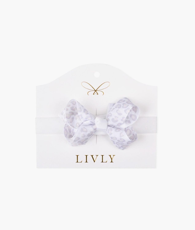 LIVLY Hårbånd Mademoiselle/leo