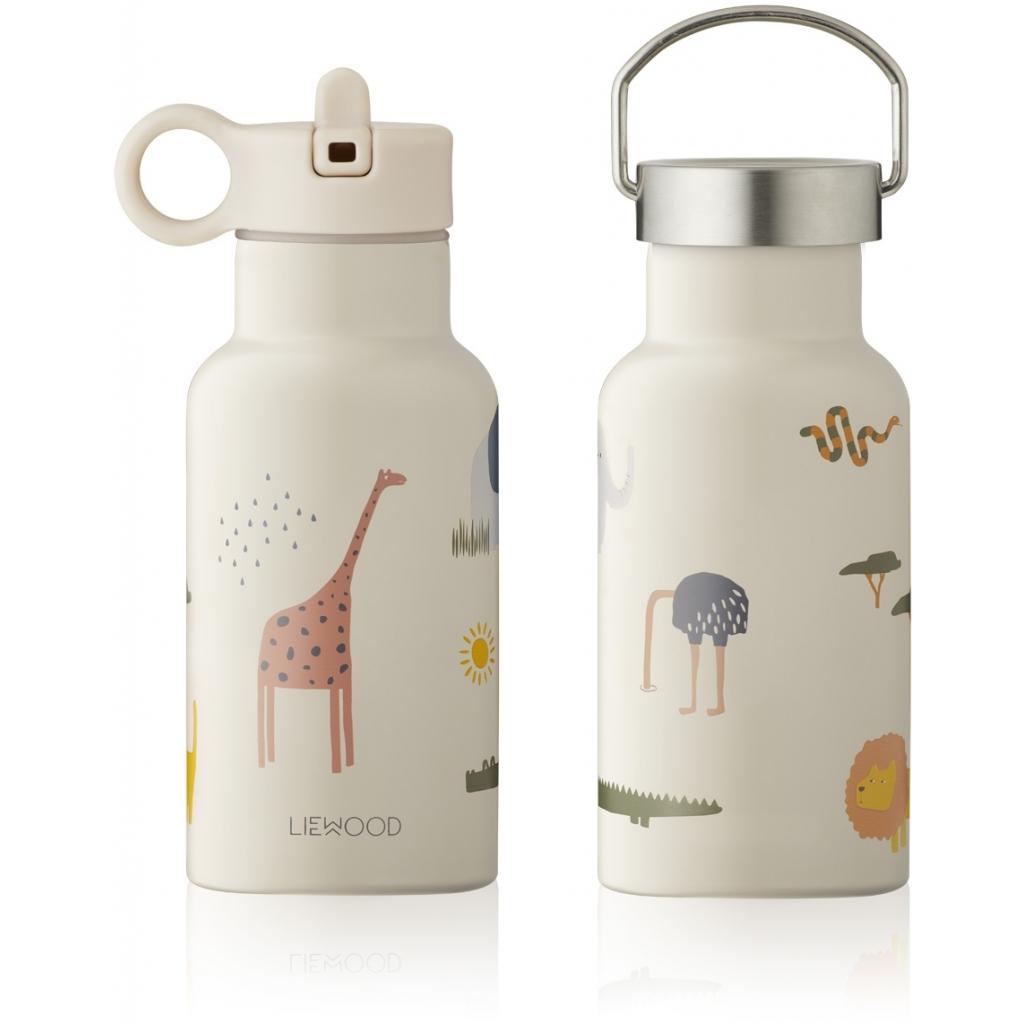 LIEWOOD Anker vannflaske 350ml Safari Sandy