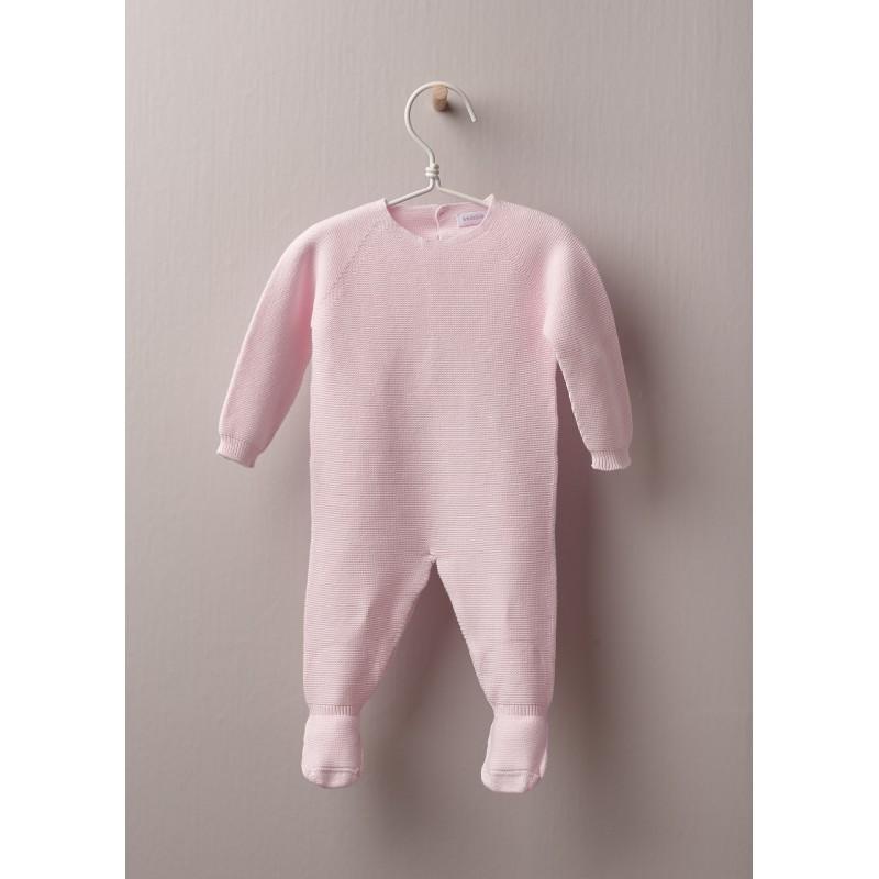 WEDOBLE Babydress m/føtter