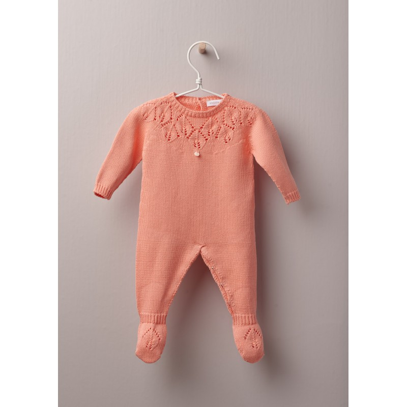 WEDOBLE Babydress m/brodering
