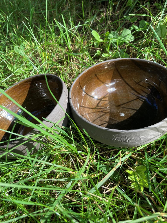 Keramikk skål