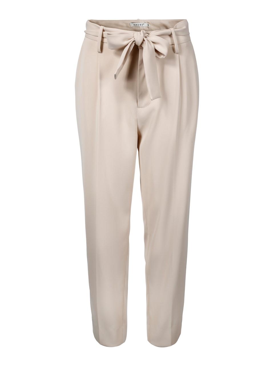 HAUST Tailored belt trouser