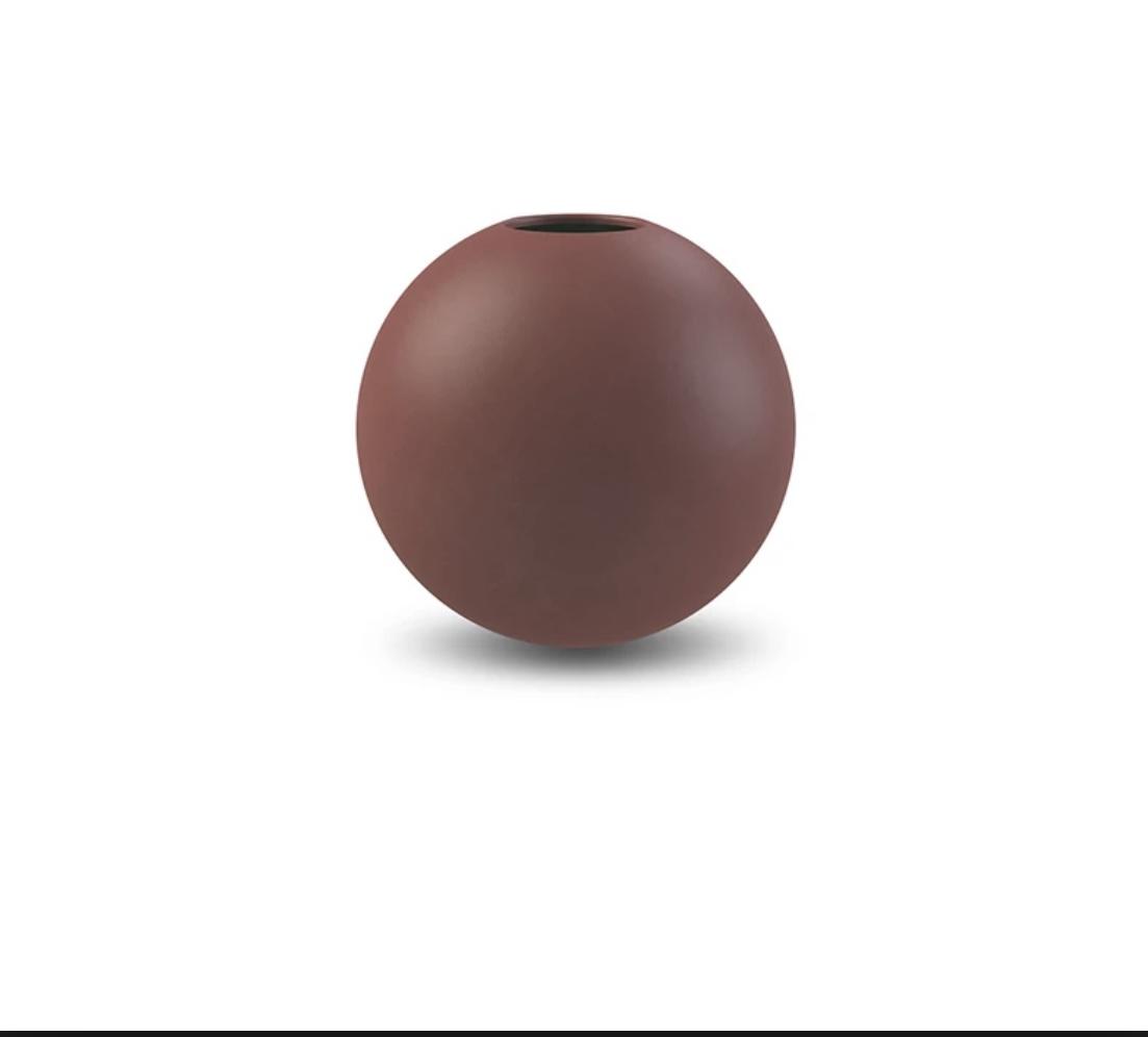 Ballvase | 10cm | Plum