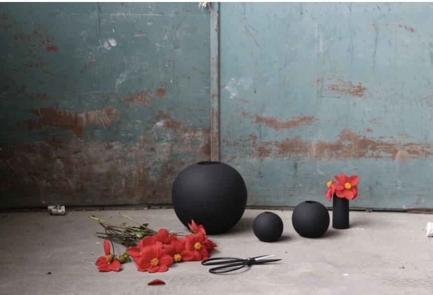Ballvase | 10cm | Black