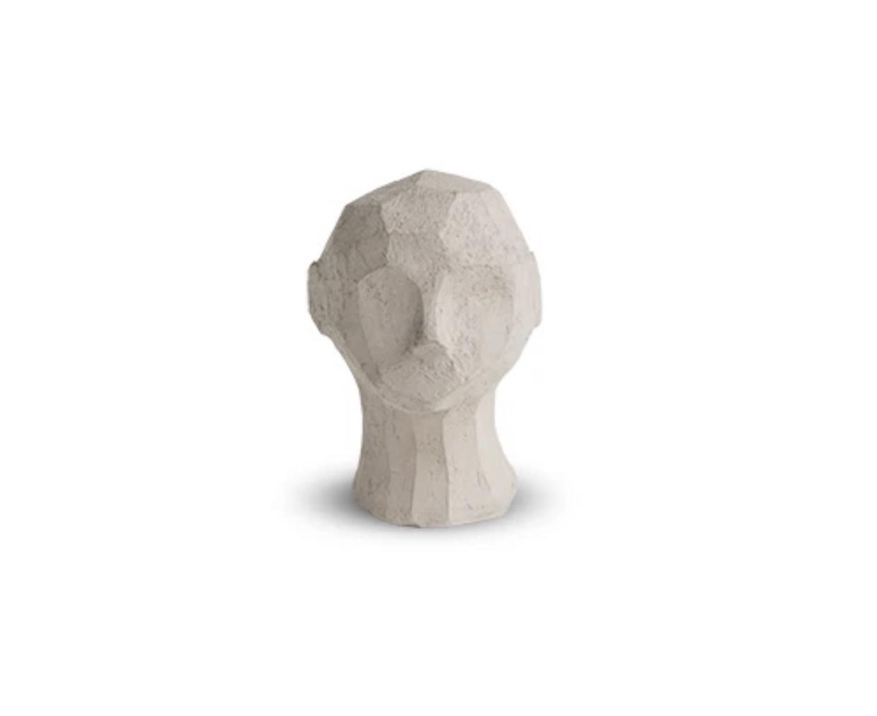 Cooee Sculpture Olufemi Limestone
