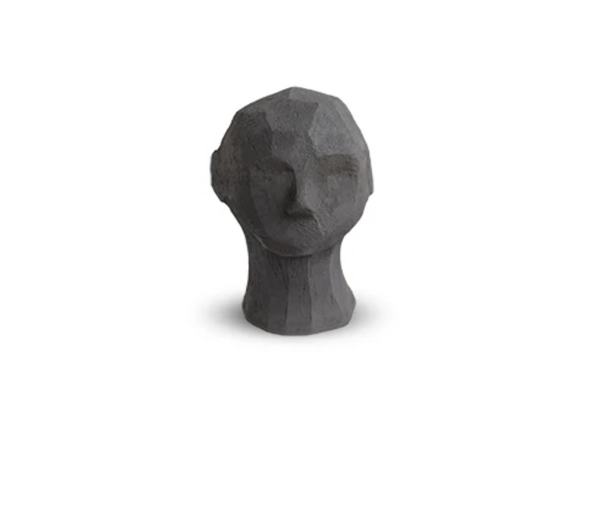 Cooee Sculpture Olufemi Graphite