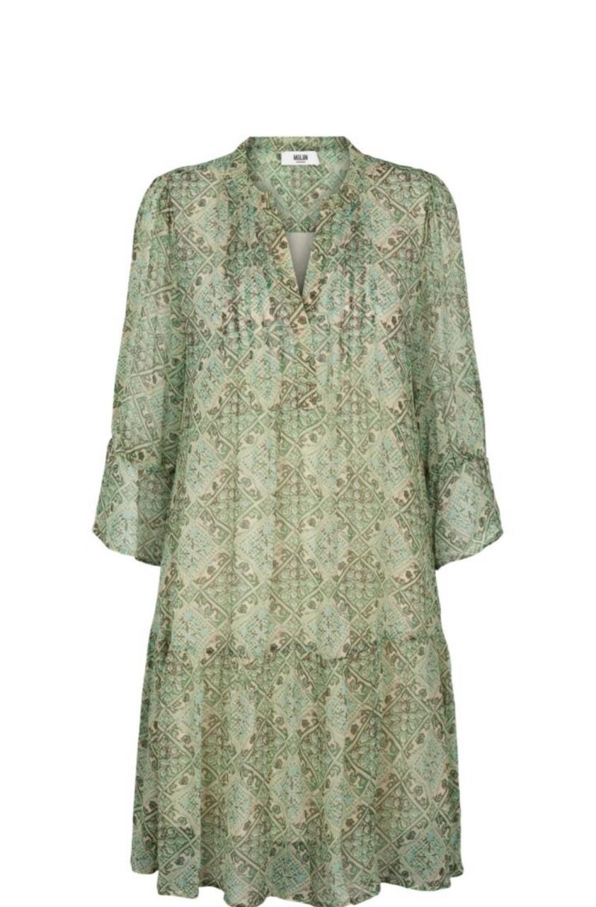 Moliin Kyla dress green