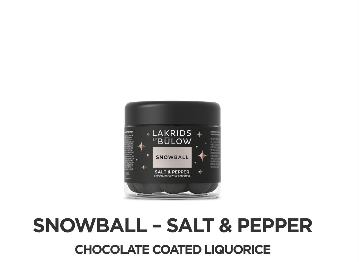 Lakrids | Black Snowball | Small
