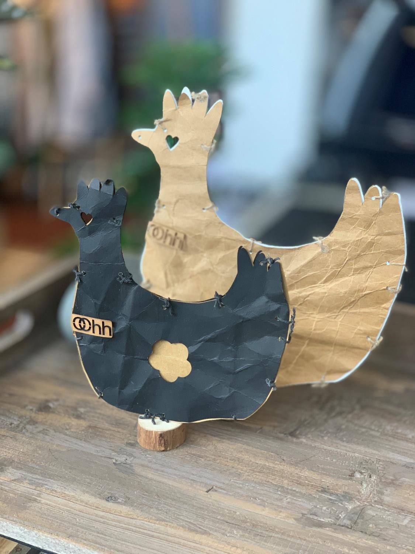 Påske Høne stor