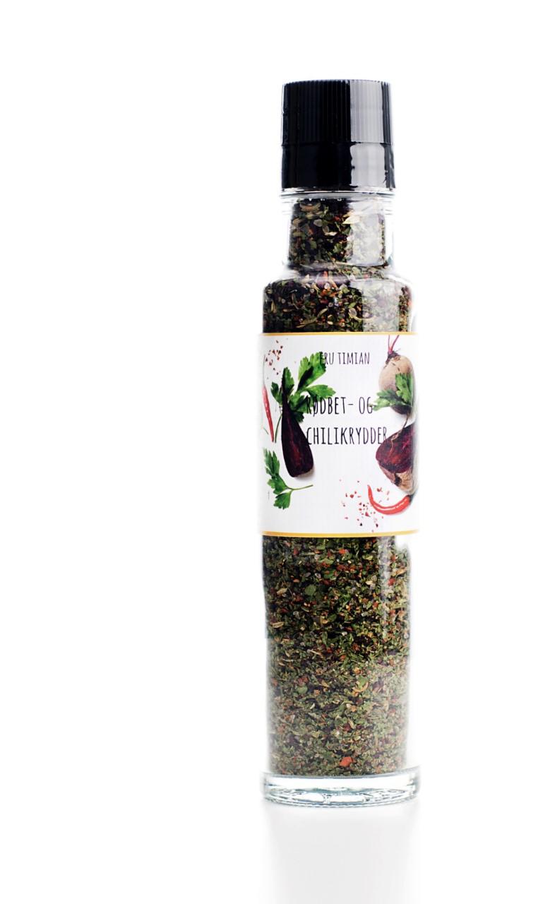 FruTimian Rødbet- og Chilikrydder