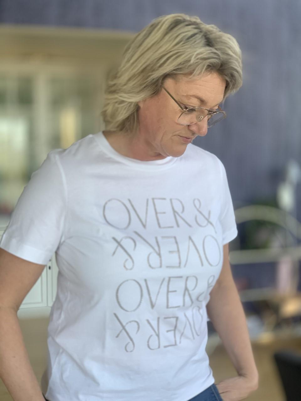 Rich&Royal T-shirt m tekst