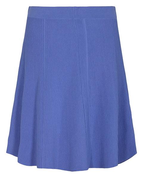 Nump Lilly Pilly skirt, skjørt A fasong - mellomblå