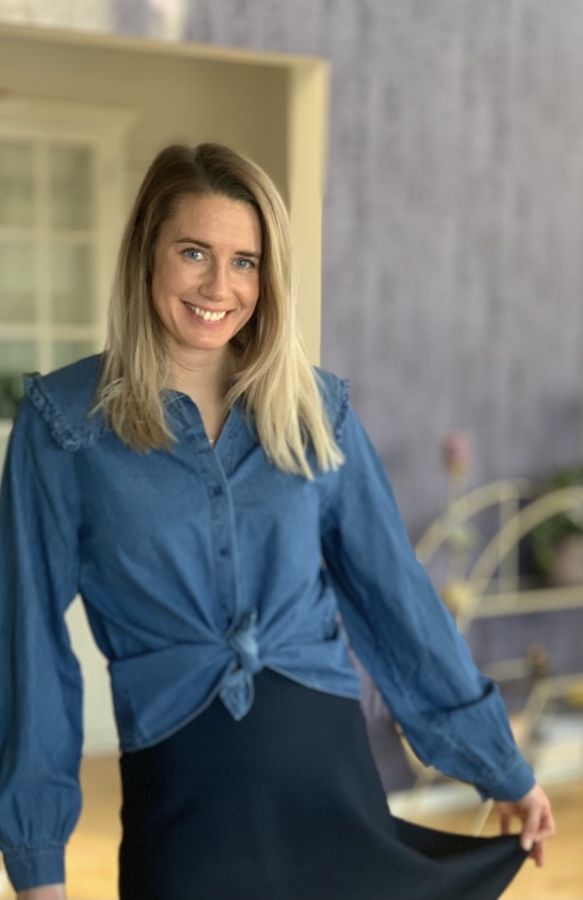Noella Abby shirt, jeans bluse