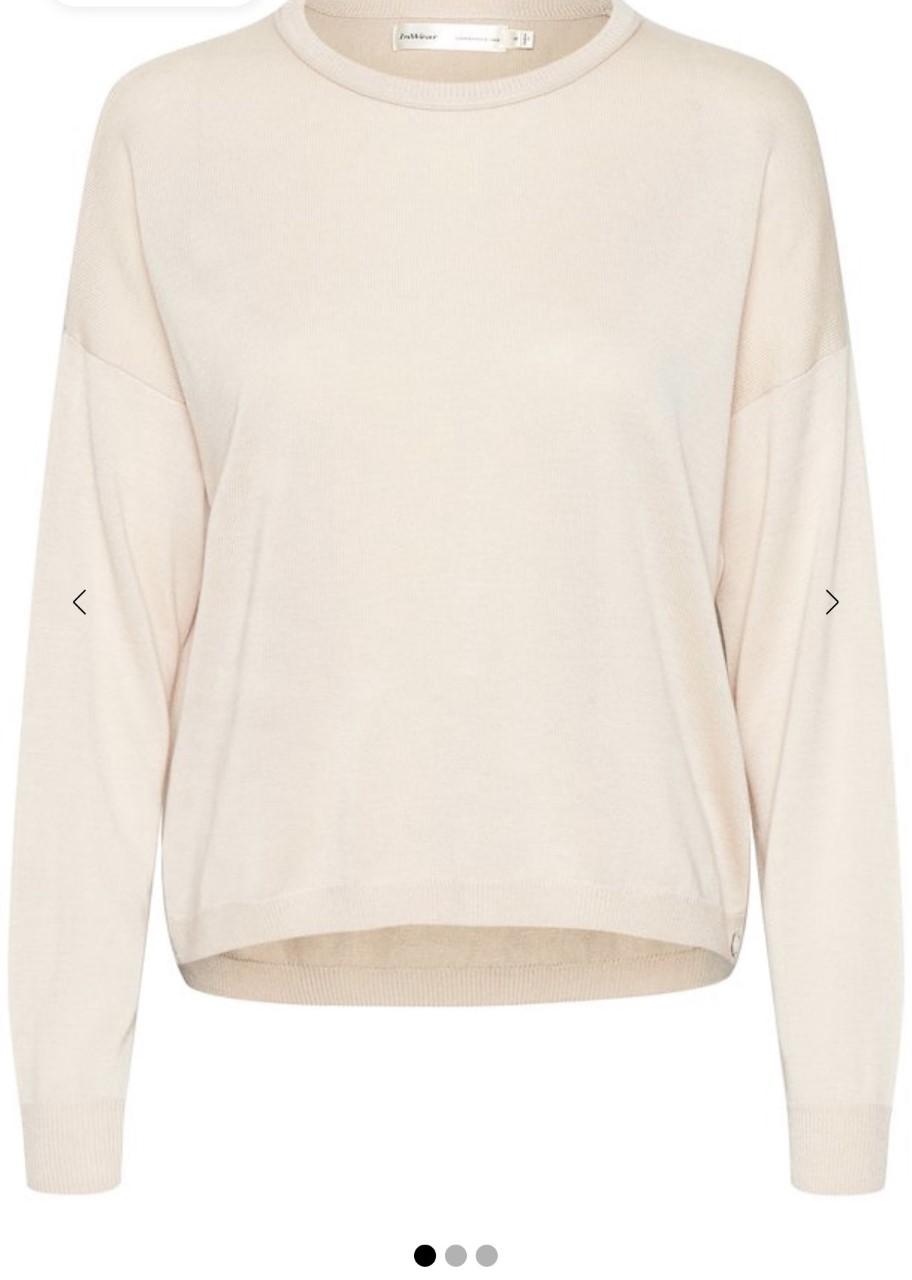 InWear Hilleri pullover, genser - beige