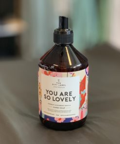 GiftLabel Hand Soap YOU ARE SO LOVELY