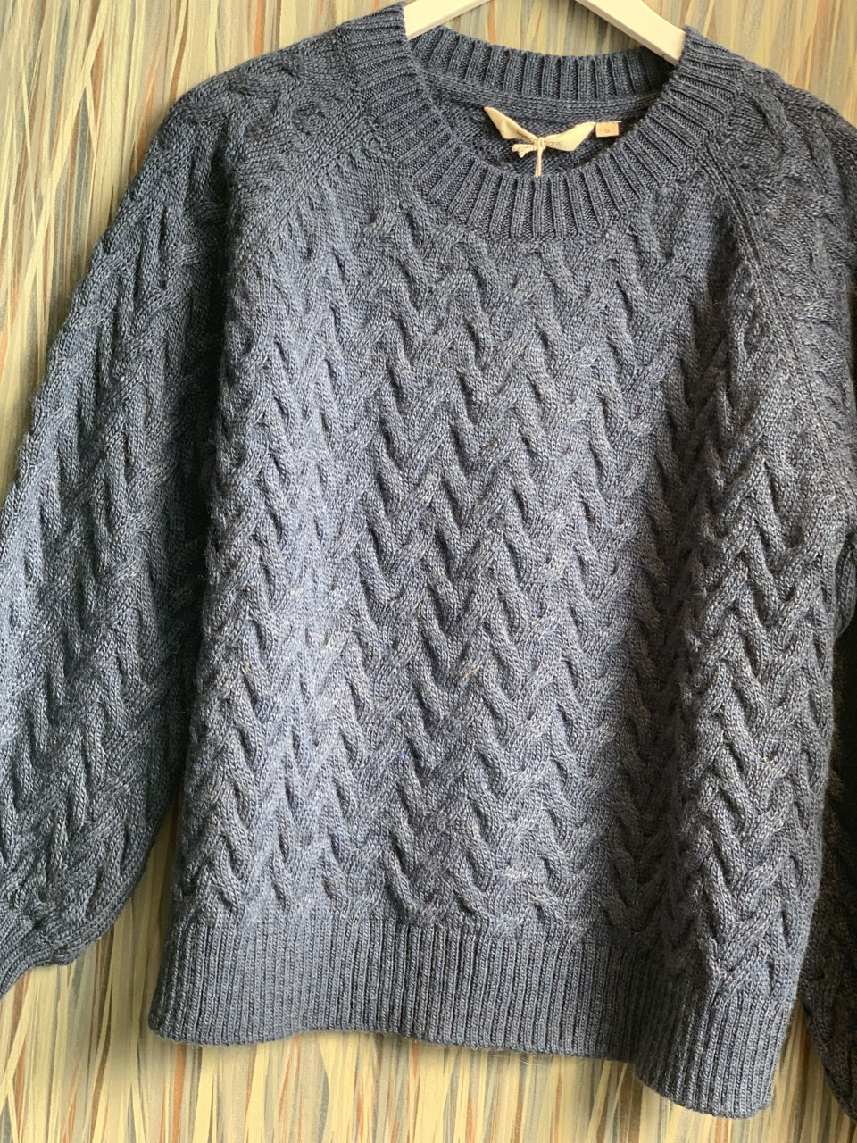 BasicApparel Emma Sweater ull genser