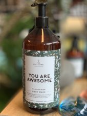 GiftLabel Body Wash Såpe -  You Are Awesome
