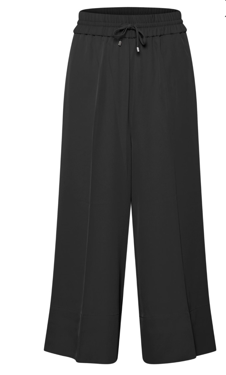 InWear Quiana Culotte pant, cropt bukse
