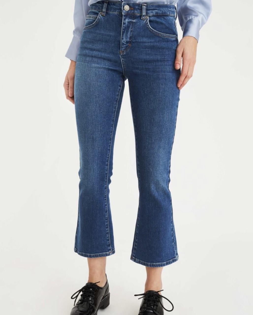 FiveUnits Naomi cropt Jeans