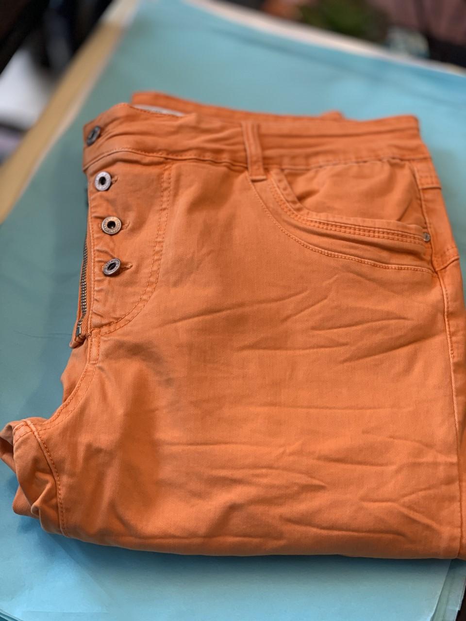 Newplay Jeans Orange