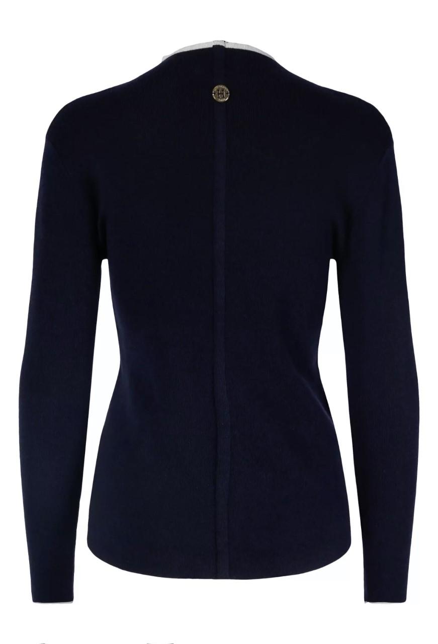 HAUST Edge detalied pullover genser(4)