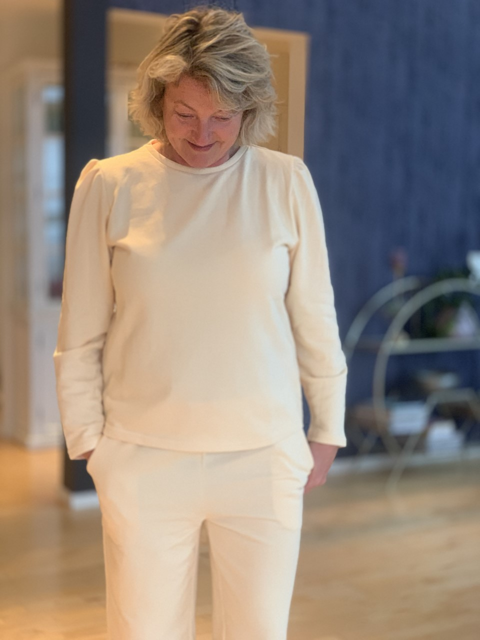 Noella Flow Sweater Genser