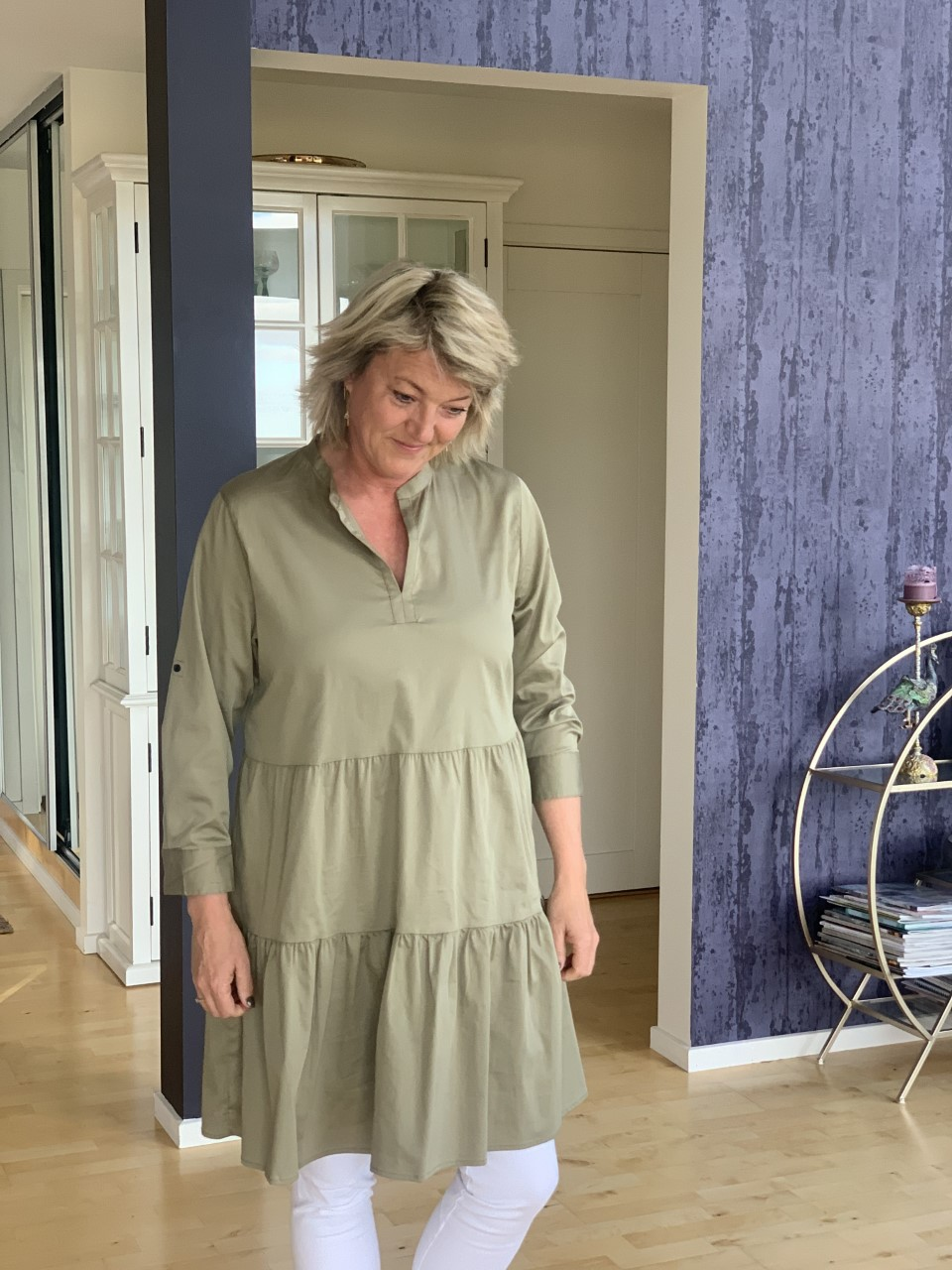 LeveteRoom Isla solid10 dress kjole