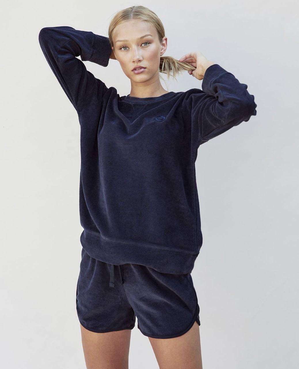 I Digg Denim Totte frotte genser