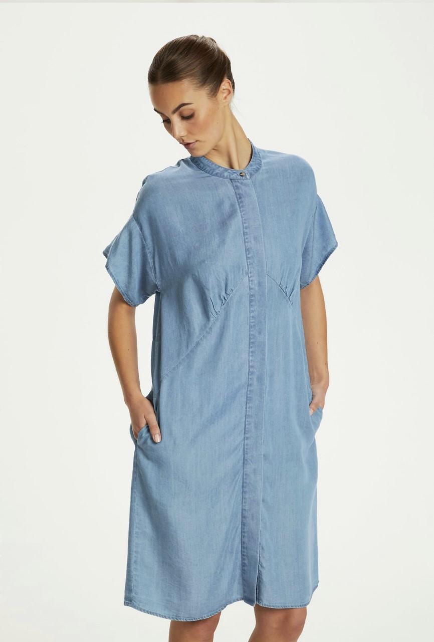 Soaked Dalia dress kjole
