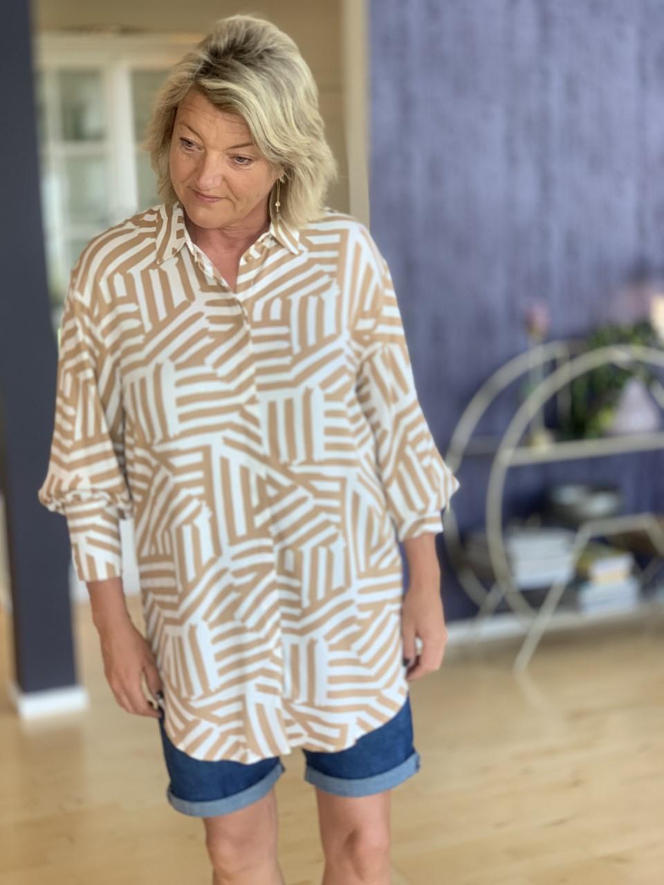 Numph Creek shirt skjorte
