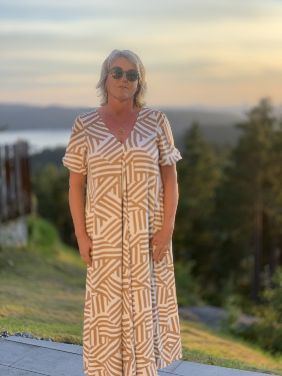 Numph Creek dress kjole