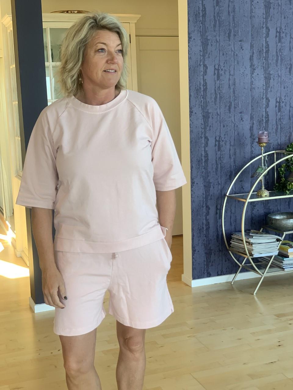 Noella Tweedy Shorts Rose