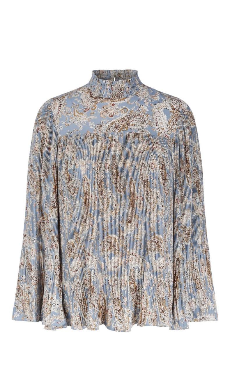 Haust Paisley blouse bluse