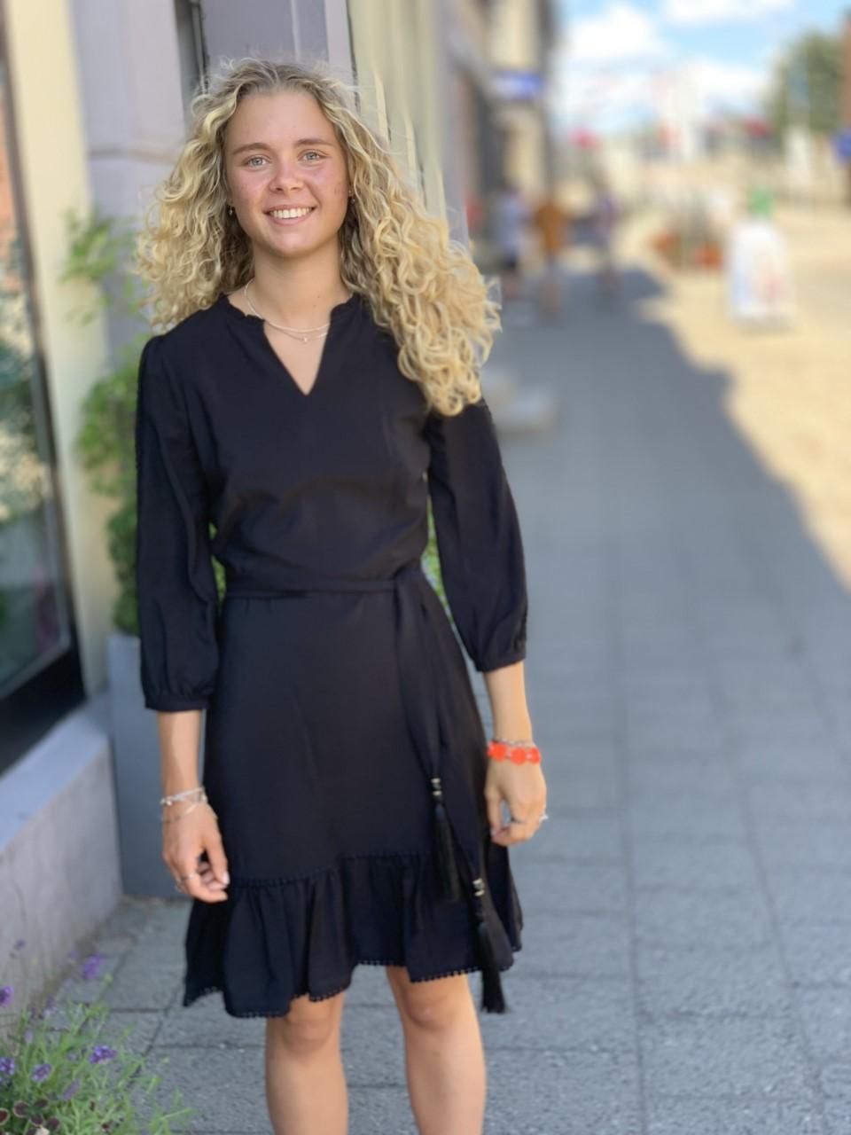 Haust Ribbon short dress Kjole