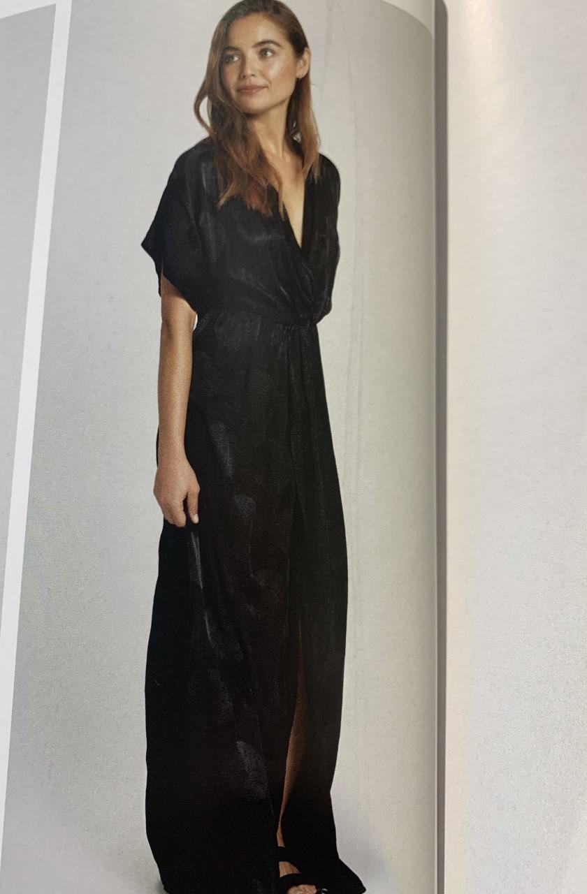 DryLake Emma long dress Kjole