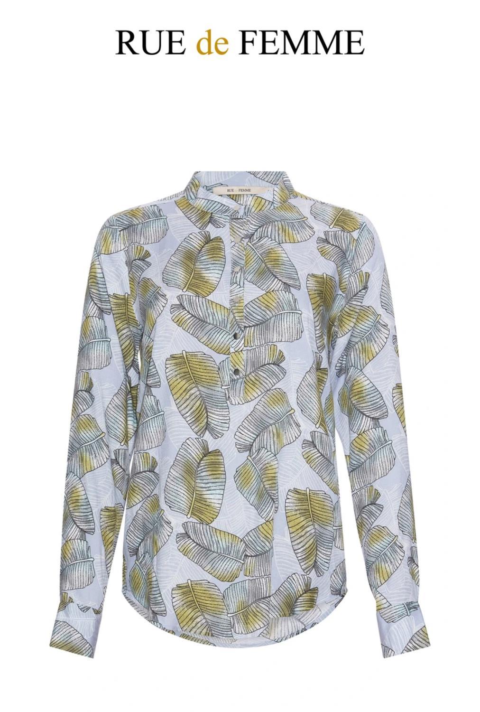 Rue de Femme Dot Shirt Bluse