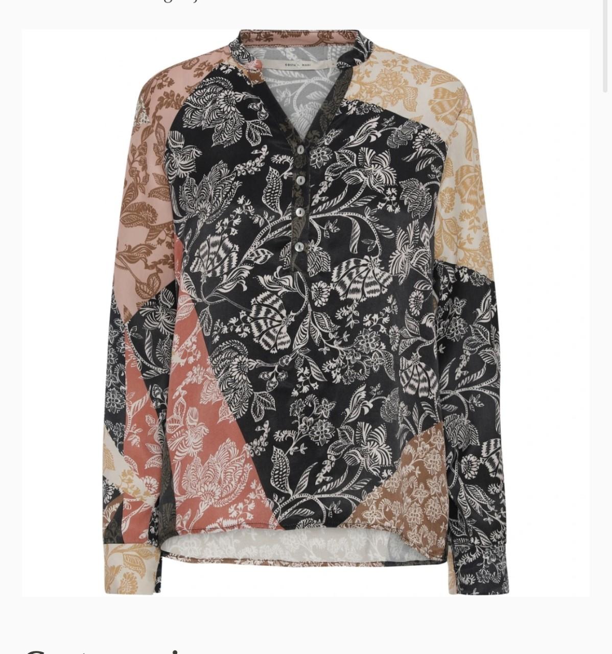 CostaMani Alexia Shirt Bluse