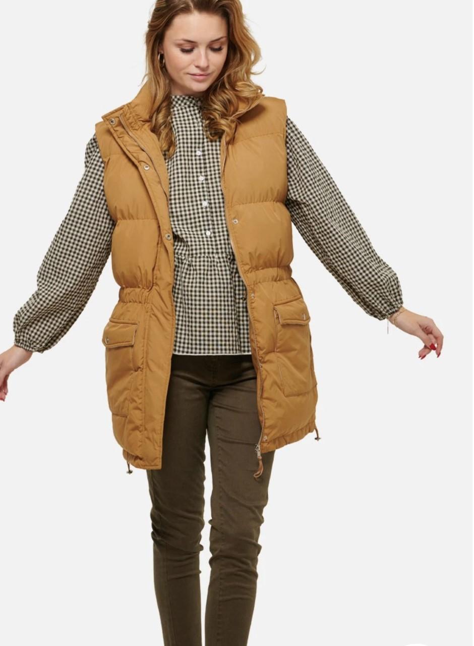 Noella Eden Puffer Waistcoat Vest
