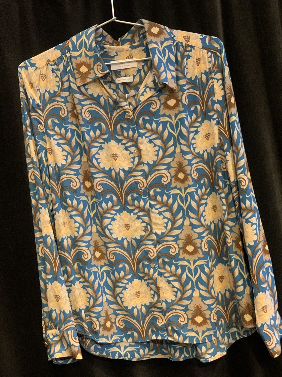 Rich&Royal Blouse Printed Bluse