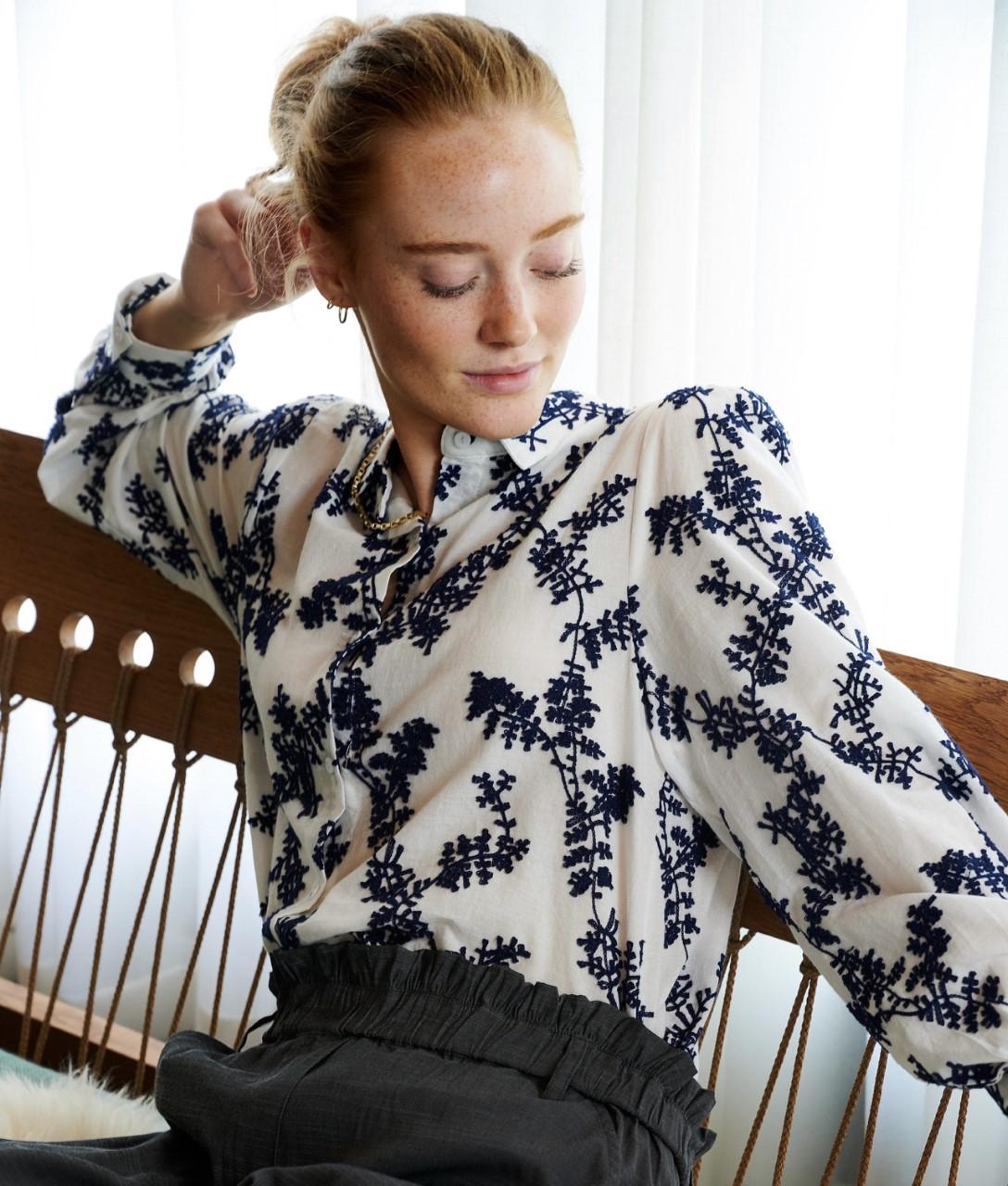 Noella Frilla shirt Bluse