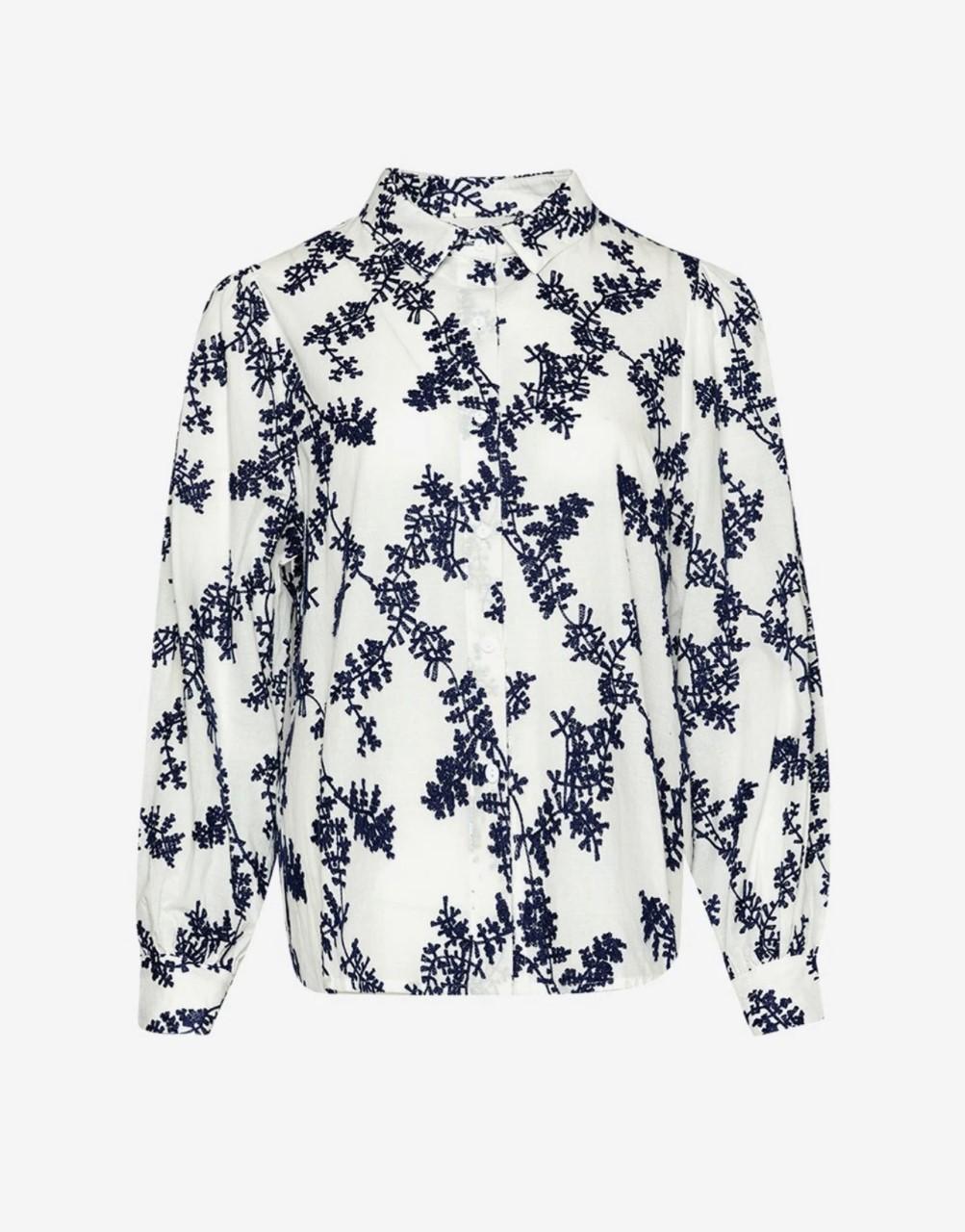 Noella Frilla shirt Bluse(4)