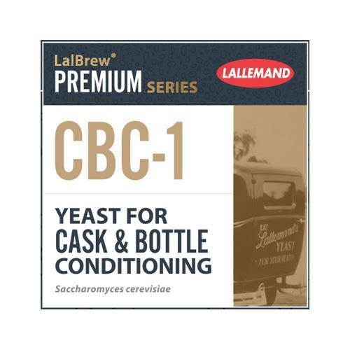 Lallemand CBC-1 11g gjær til karbonering (F2)