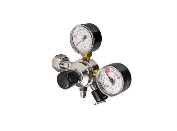 CO2 regulator med 1 utgang