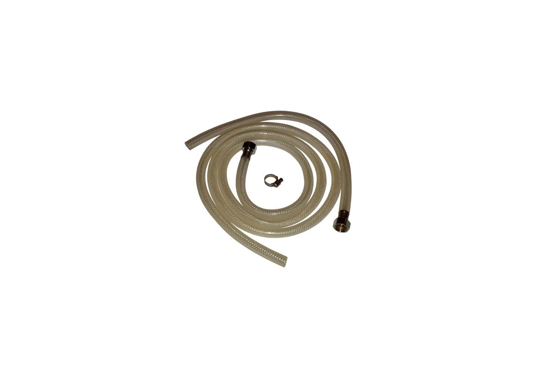Slangesett til magnetpumpe inkl kuleventil